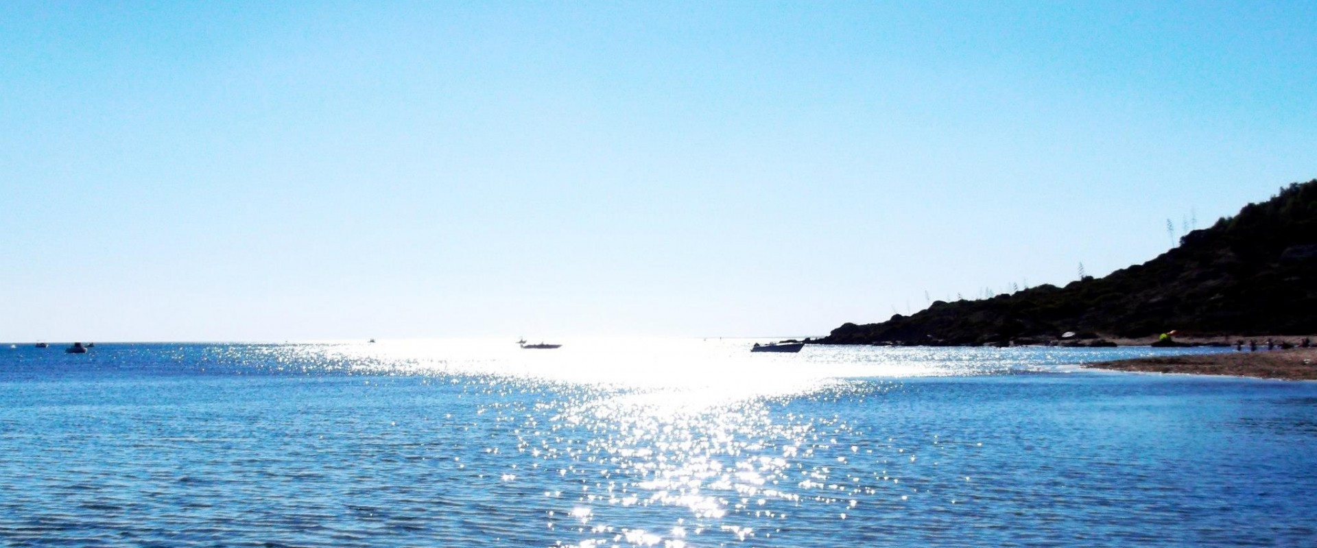 La spiaggia delle Solette (Porto Palo di Menfi)