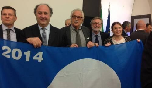Immagine: Bandiera Blu 2014, domani la cerimonia dell'alzabandiera!
