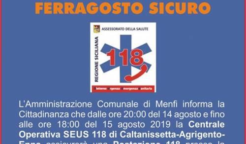 Immagine: AVVISO Postazione 118 Molo di Levante c/o Circolo Nautico