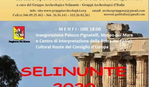 Immagine: Archeologia Ritrovata 2020 dei Gruppi Archeologici d'Italia  sul tema  -La valorizzazione dei siti archeologici minori tramite gli Itinerari-.