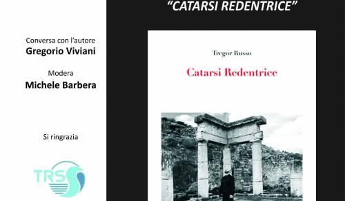"""Immagine: """"Catarsi redentrice"""", domenica presentazione del libro di Tregor Russo in Biblioteca Comunale"""