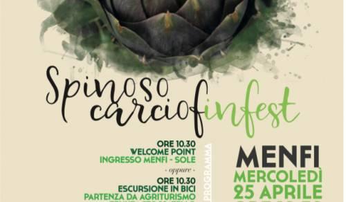 Immagine: Spinoso Carciofinfest, la grande festa del carciofo spinoso di Menfi!