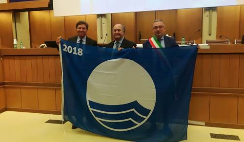 Immagine: Menfi Bandiera Blu 2018