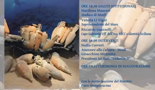 Immagine: Apertura settimanale sale espositive  - S. Tusa - Palazzo Pignatelli.
