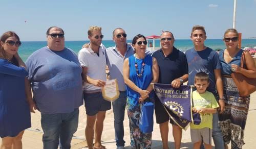 Immagine: La spiaggia di Lido Fiori sempre più accessibile!