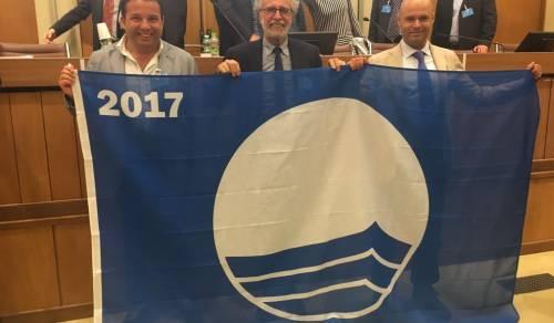 Immagine: Menfi è Bandiera Blu 2017!