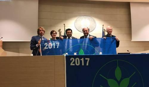 Immagine: Menfi ottiene le Spighe Verdi 2017!