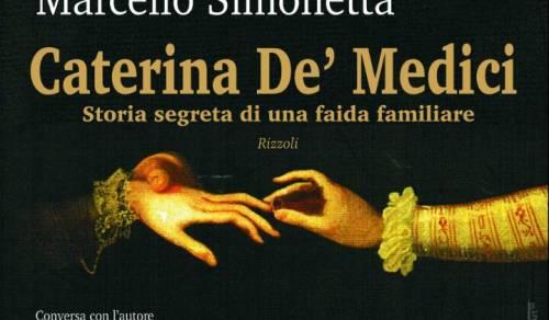Immagine: Caterina De' Medici storia segreta di una faida familiare - Giovedì 25 Luglio Casa Ravidà  Menfi -