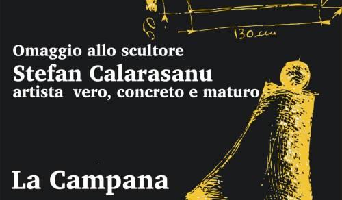 Immagine: Menfi omaggia l'artista Stefan Calarasanu!