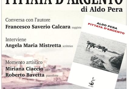 Immagine: Cultura, a Menfi la presentazione dell'ultimo romanzo di Aldo Pera