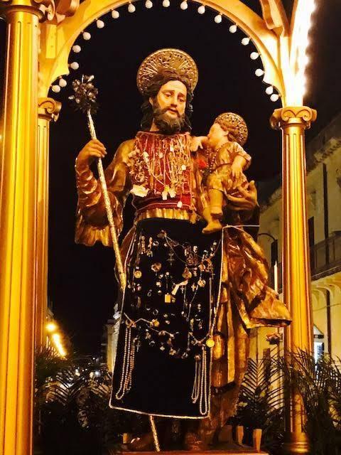 Immagine: La Tavolata di san Giuseppe!