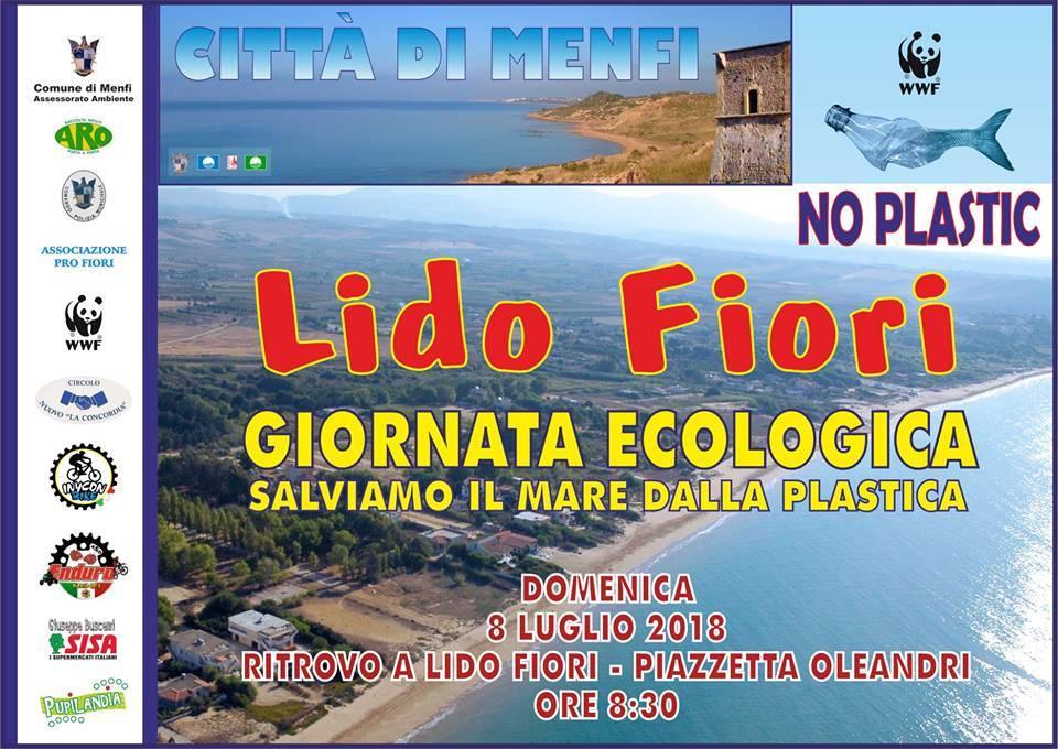 """Immagine: Seconda giornata ecologica """"Salviamo il mare dalla plastica"""": domenica mattina Comune e volontari in azione a Lido Fiori"""