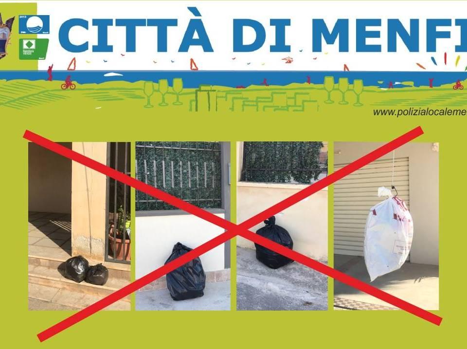 Immagine: Raccolta dei rifiuti, divieto di utilizzare i sacchi di plastica di colore nero