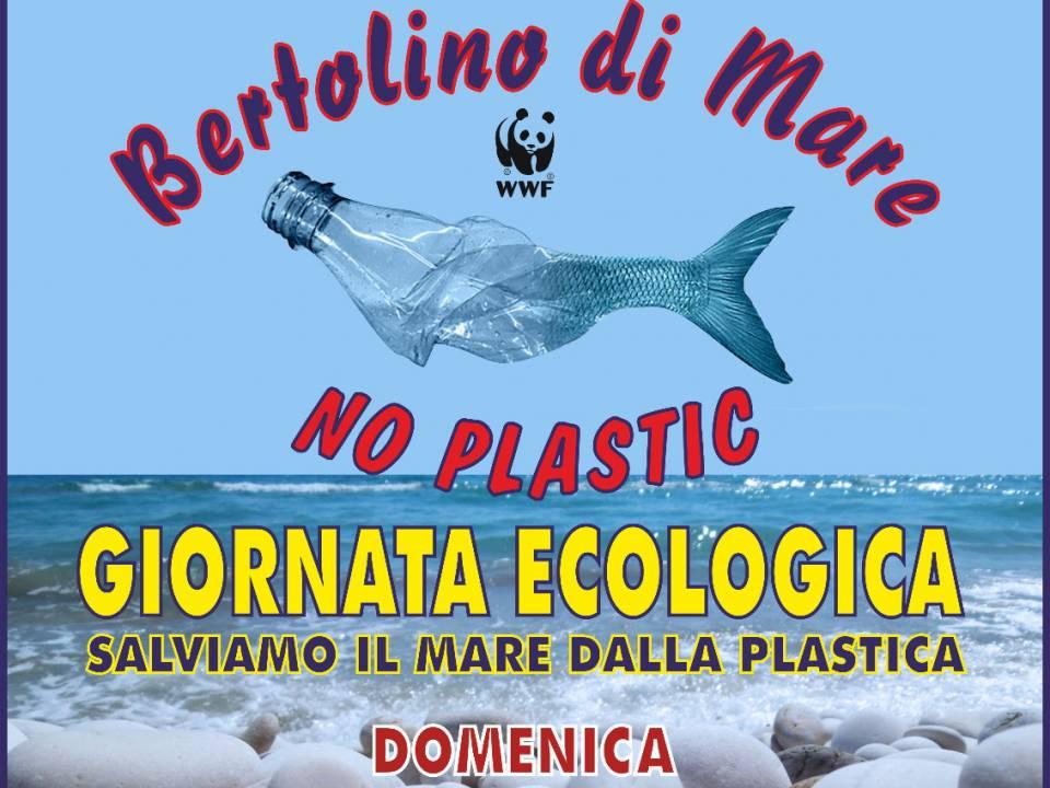 Immagine: no plastic