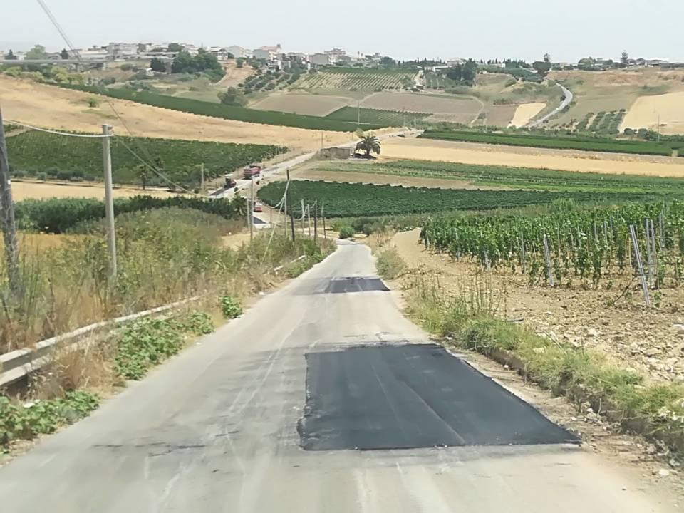 Immagine: Strade Rurali, il PSR ammette a finanziamento tre progetti a Menfi!
