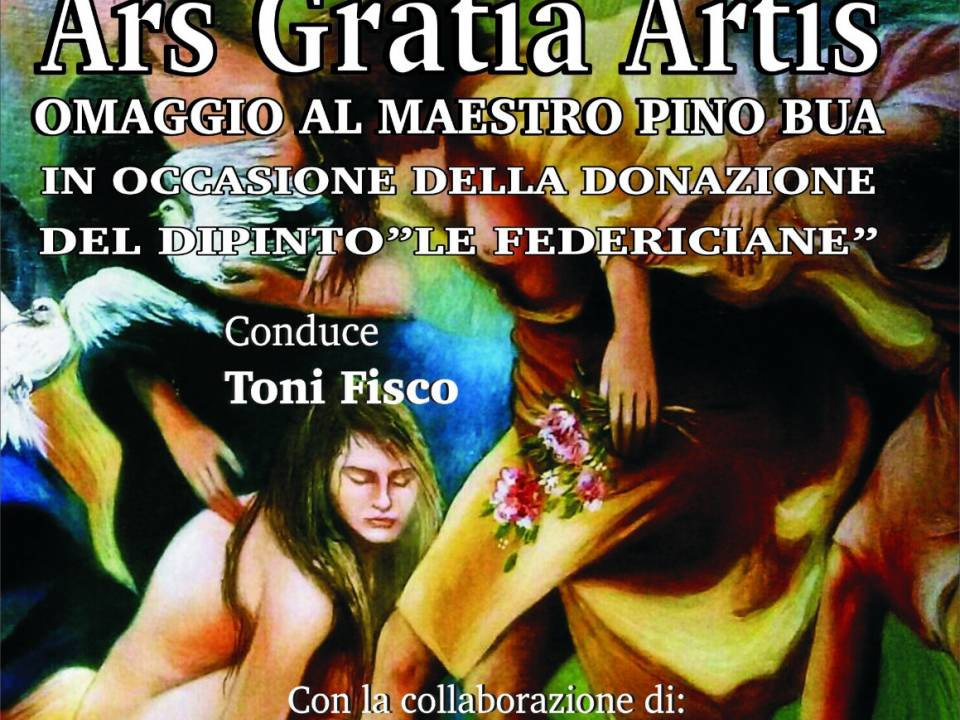 Immagine: Evento culturale Ars Gratia Artis