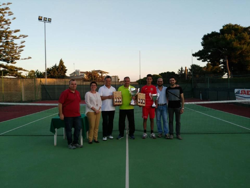 Immagine: Menfi, concluso il torneo di tennis di quarta categoria!