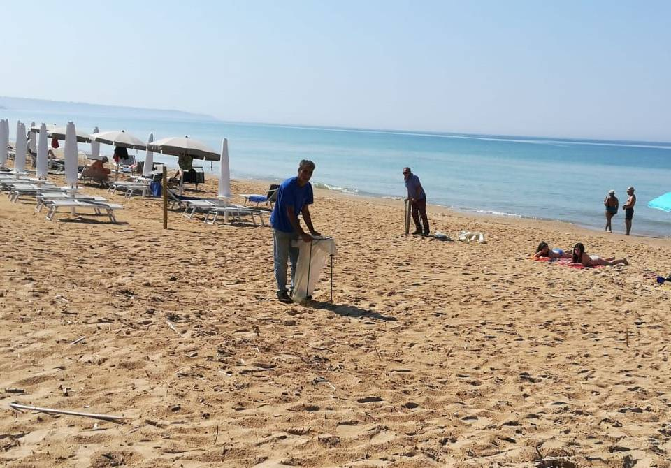 Immagine: Pulizia spiagge 2018 2