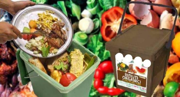 Immagine: Rifiuti, obbligatorio utilizzare i sacchi biodegradabili