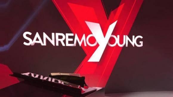 """Immagine: """"Sanremo Young"""" il giovane Menfitano Luigi Cascio tra i partecipanti."""