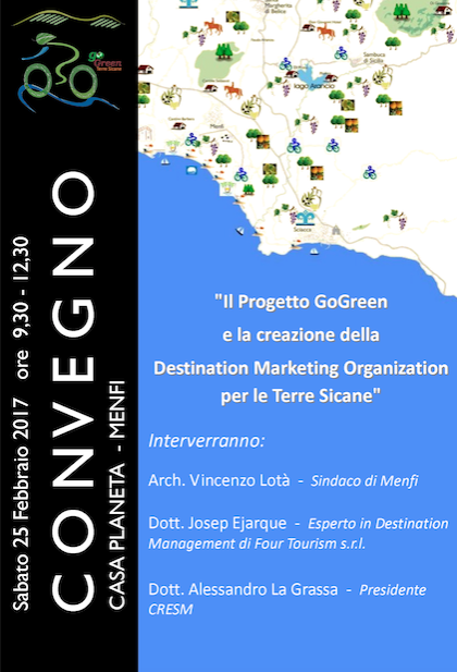 Immagine: Marketing territoriale, incontro prestigioso a Menfi!